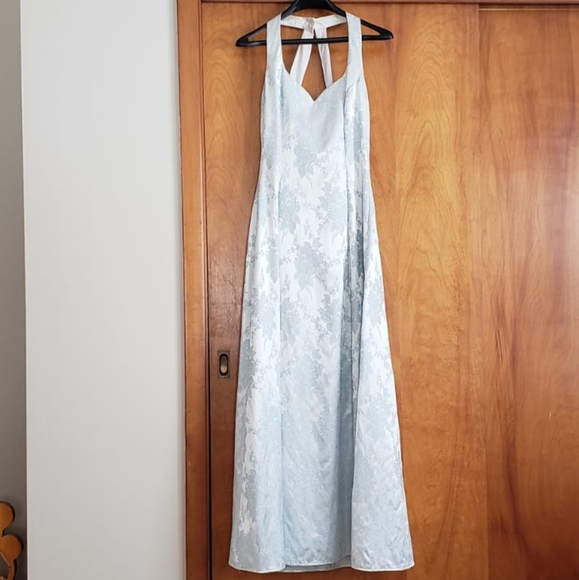 unknown Dresses & Skirts - Ice Blue Formal Gown